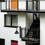 Escaleras y Balcones metálicos