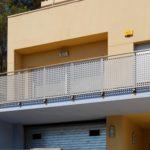 balconeras metálicas